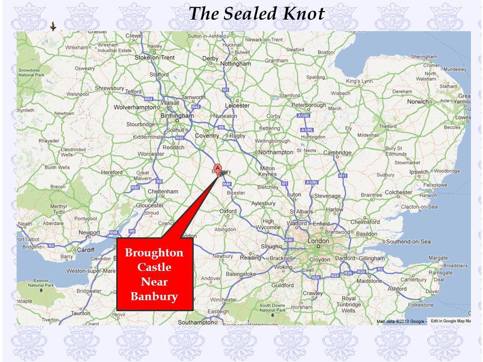 The Sealed Knot Broughton Castle Near Banbury