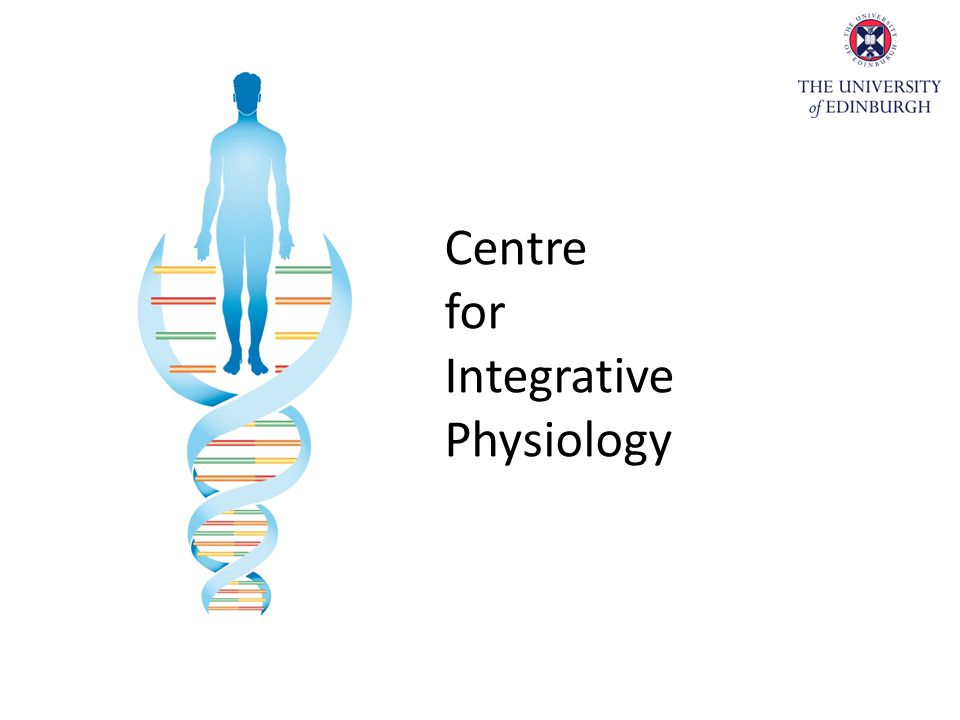 Centre for Integrative Physiology