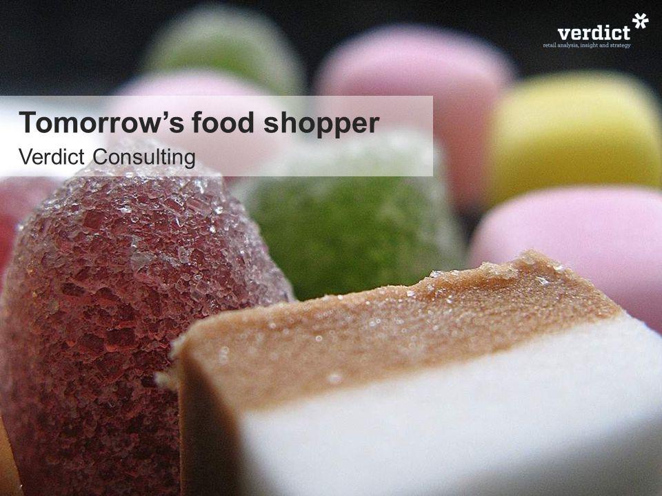 How we shop In a nutshell ConstrainedFrugalSave moneyTrade up Market share Volume