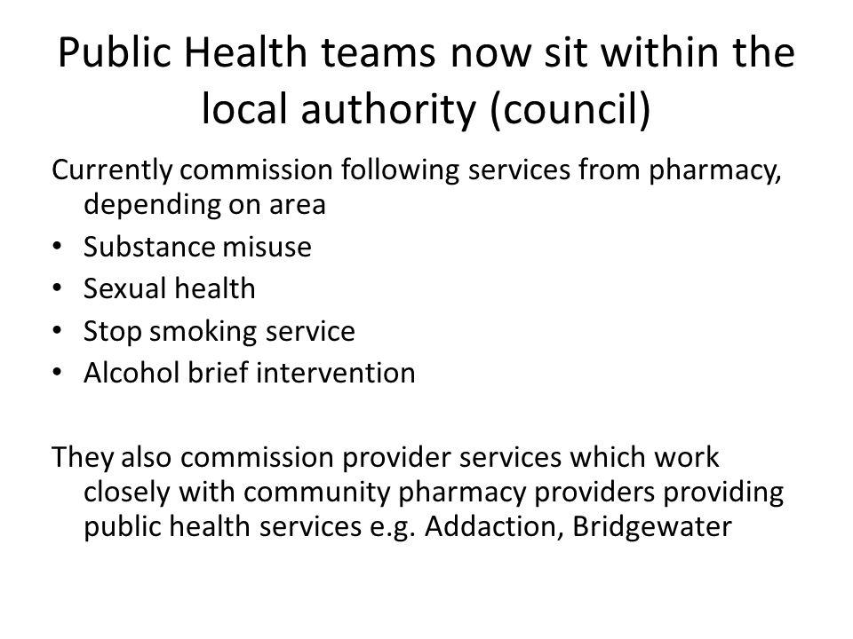 Local Pharmaceutical Committee (LPC).