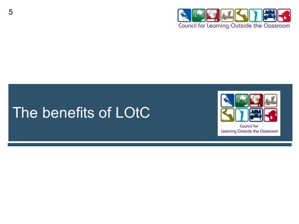 55 The benefits of LOtC