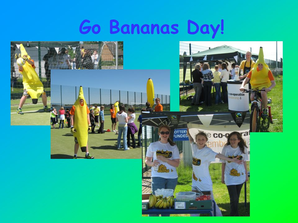 Go Bananas Day!