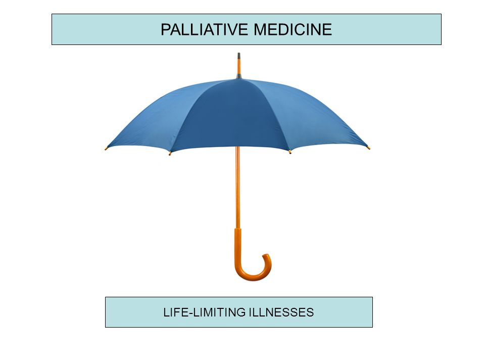 LIFE-LIMITING ILLNESSES PALLIATIVE MEDICINE