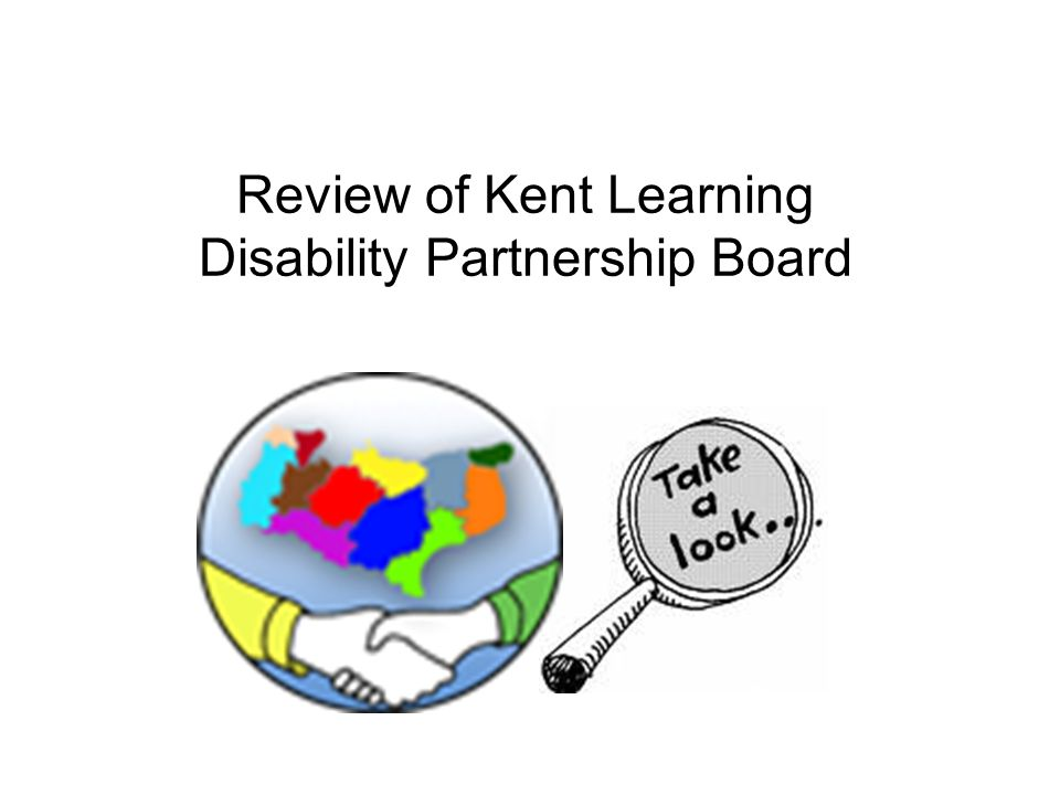 Review of Kent Learning Disability Partnership Board