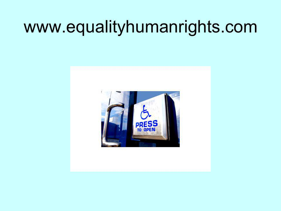www.equalityhumanrights.com