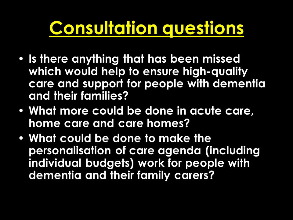 Add date of event here CSIP Region logo here Consultation questions Is there anything that has been missed which would help to ensure high-quality car