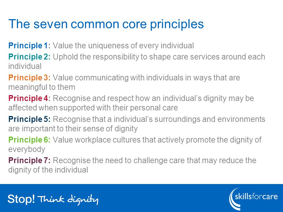 The Social Care Commitment Quality People, Quality Care