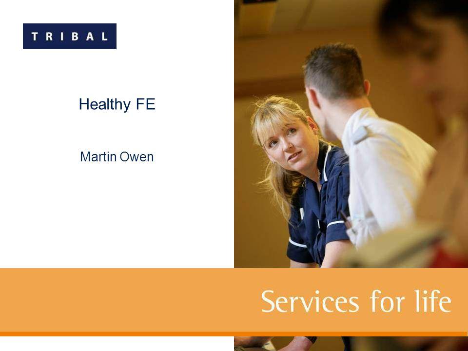 Healthy FE Martin Owen