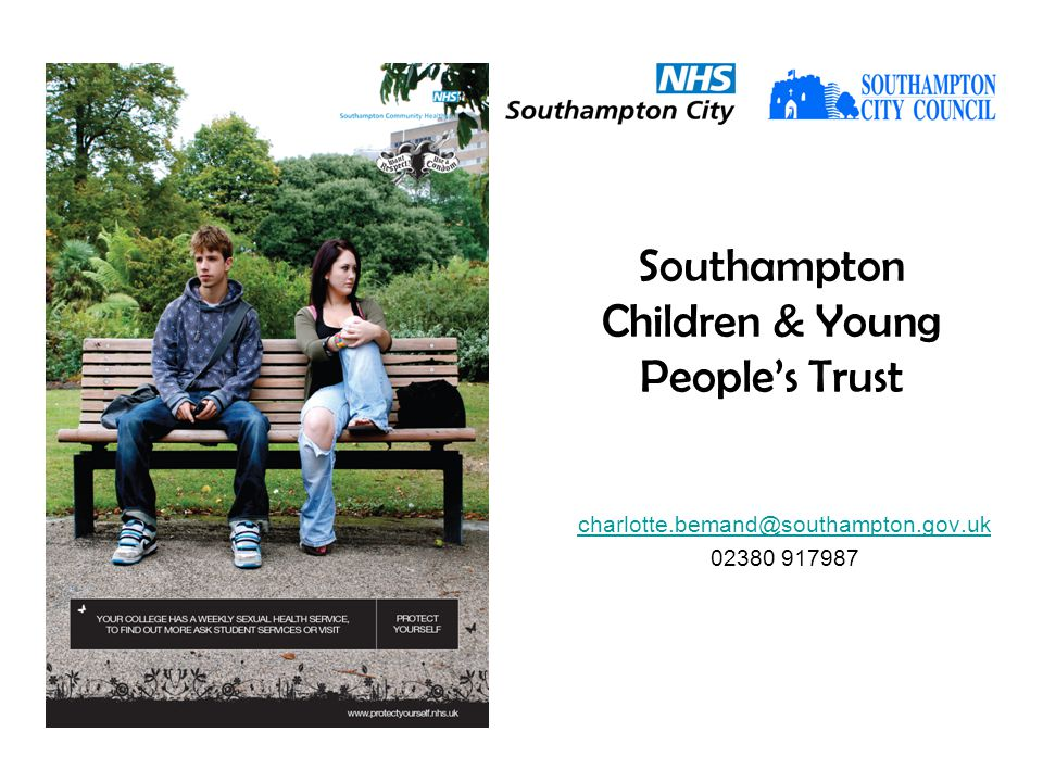 The Southampton Healthy Child & Young Person Programme (5-19 years) Southampton Healthy Child & Young Person Sub-Group (5-19 years) with college rep.
