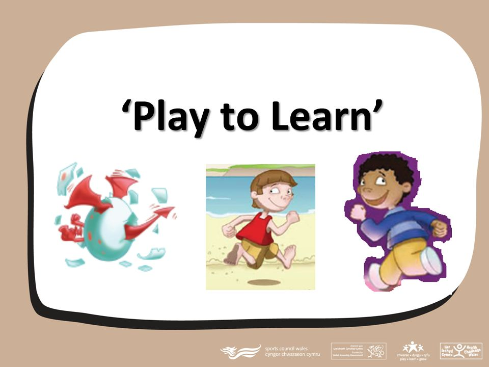 Introduction By the end of this session practitioners should be aware of: 'Play to Learn' background