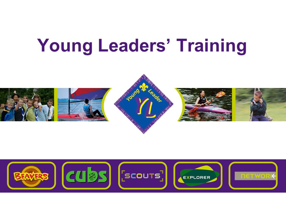 Young Leaders' Training