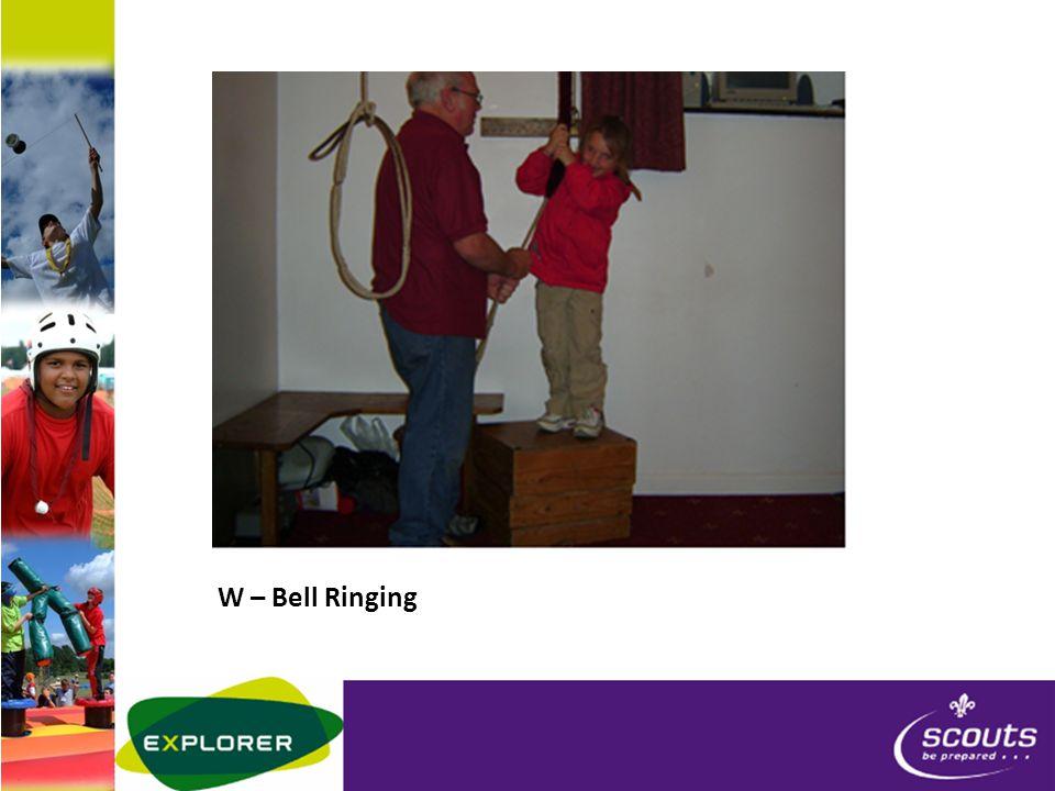 W – Bell Ringing
