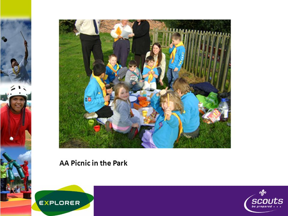 AA Picnic in the Park