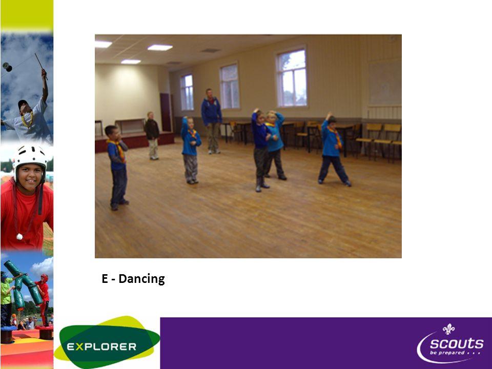 E - Dancing