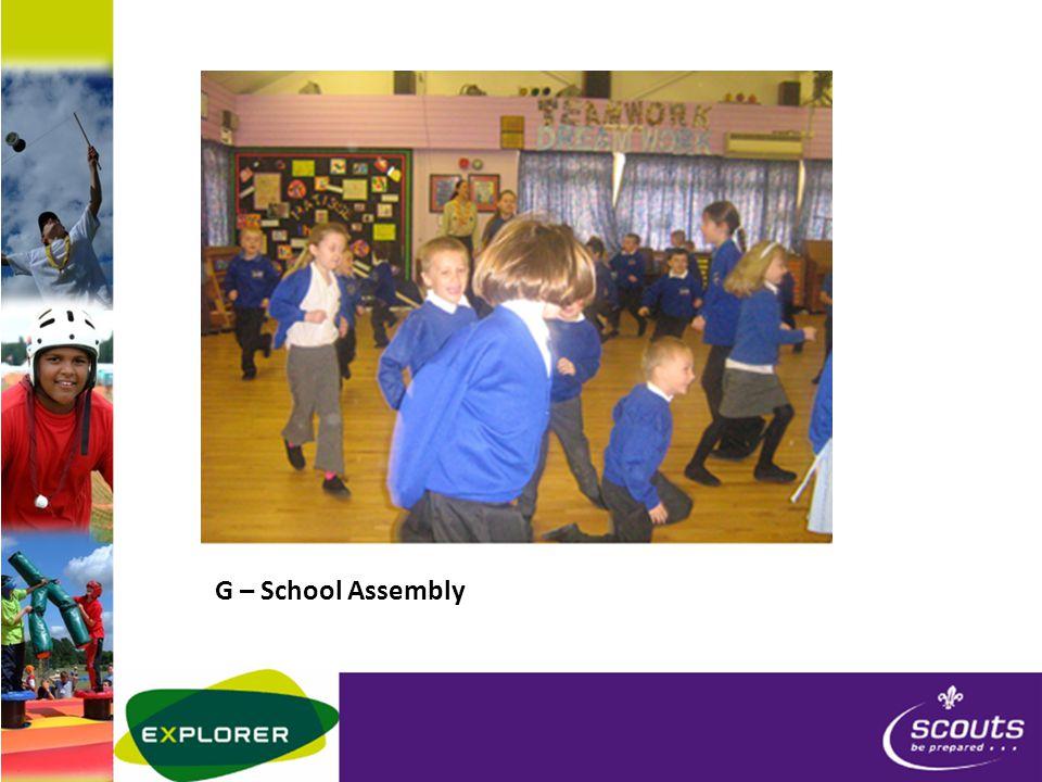 G – School Assembly