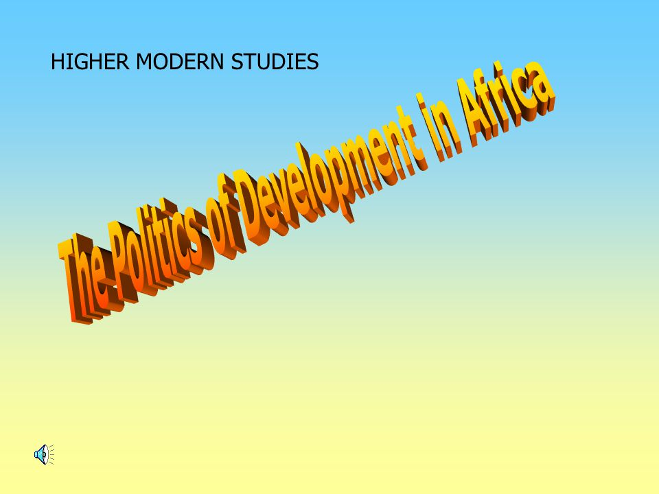 Homework To what extent does education impact the development of many countries within Africa Read pages 5,6 and 7 economic factors affecting development.