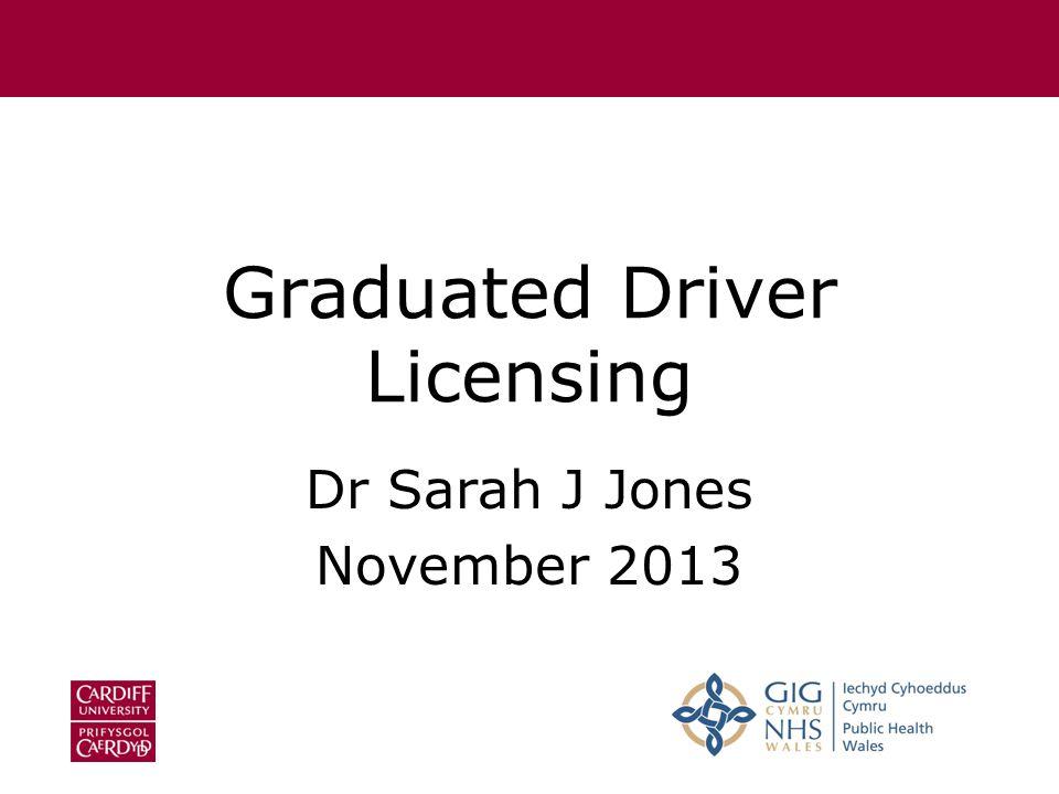 Dr Sarah J Jones November 2013