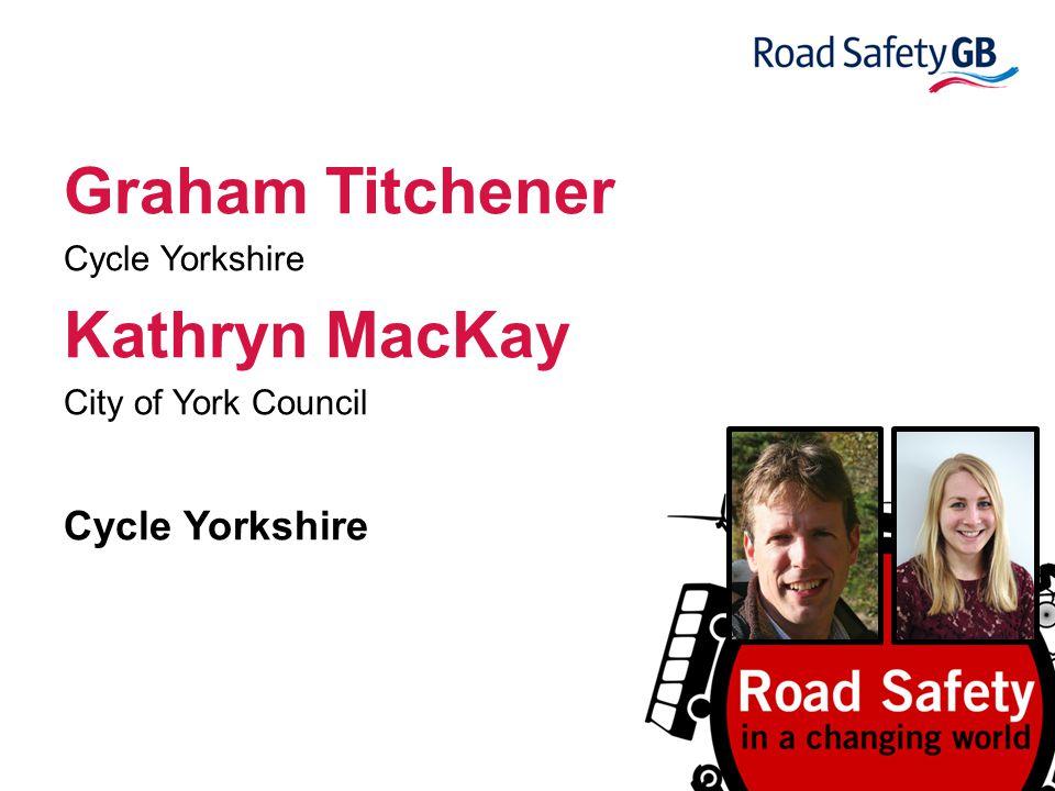 Graham Titchener Regional Director Cycle Yorkshire