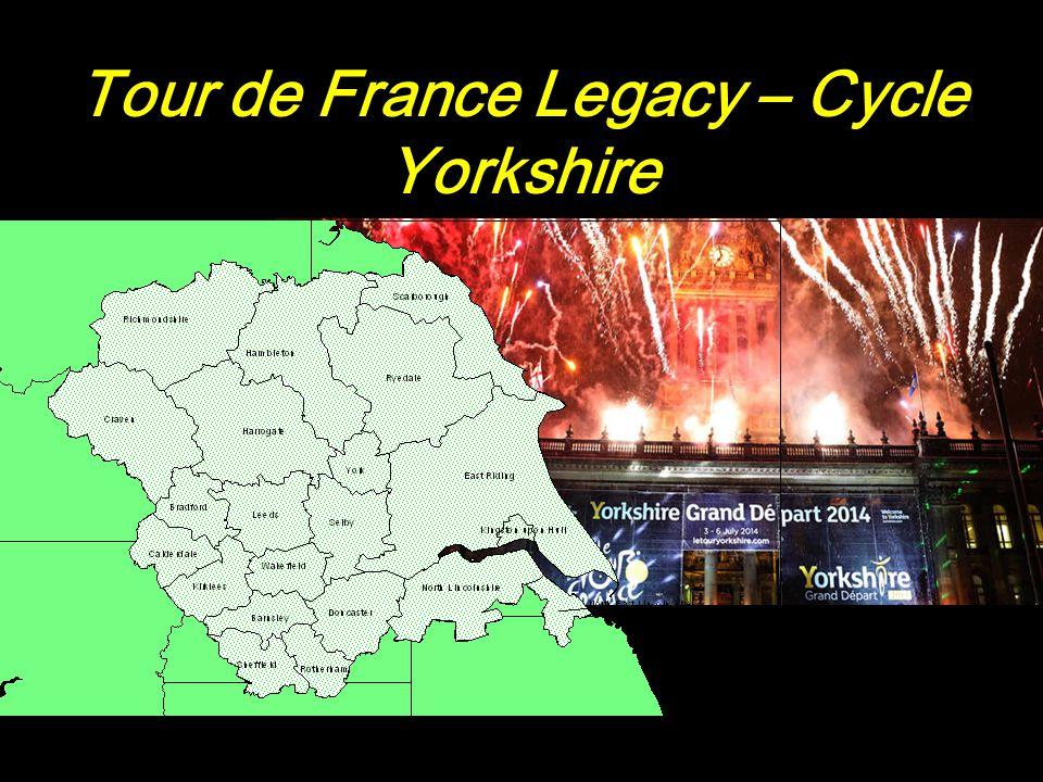 Tour de France Legacy – Cycle Yorkshire