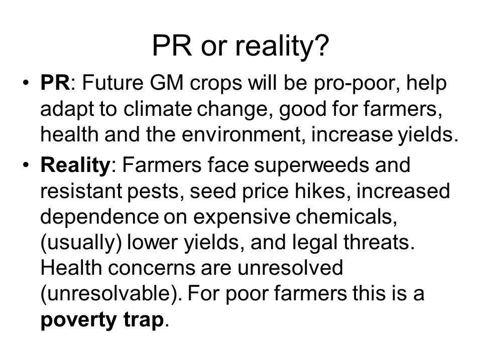 PR or reality.