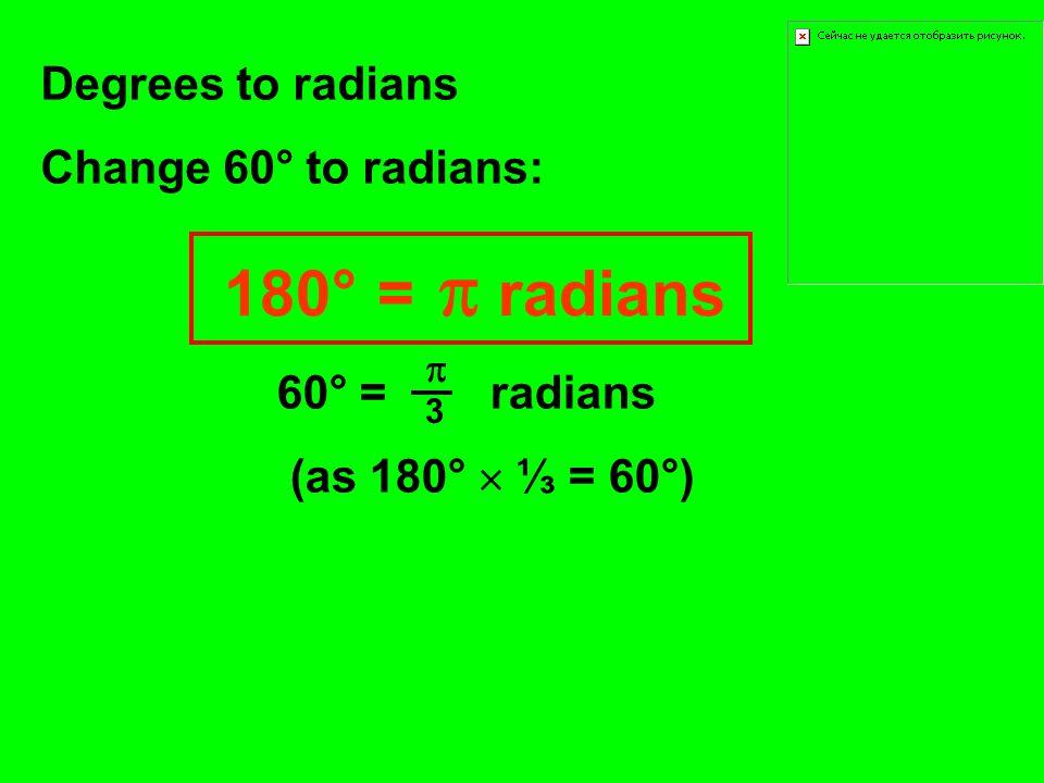 60° 30° 1 2 Ratios and Exact Values Exact Values for 30° & 60° x² = 2² - 1² x² = 3 x = √ 3 √3 x