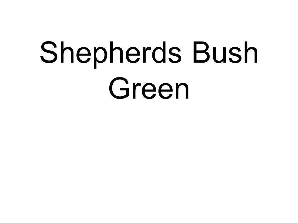 Shepherds Bush Green