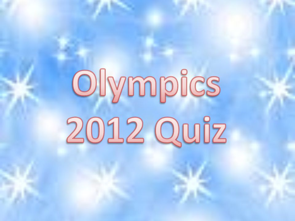 How many nations will be competing at the 2012 Olympics? A) 150 B) 313 C) 203 D) 412
