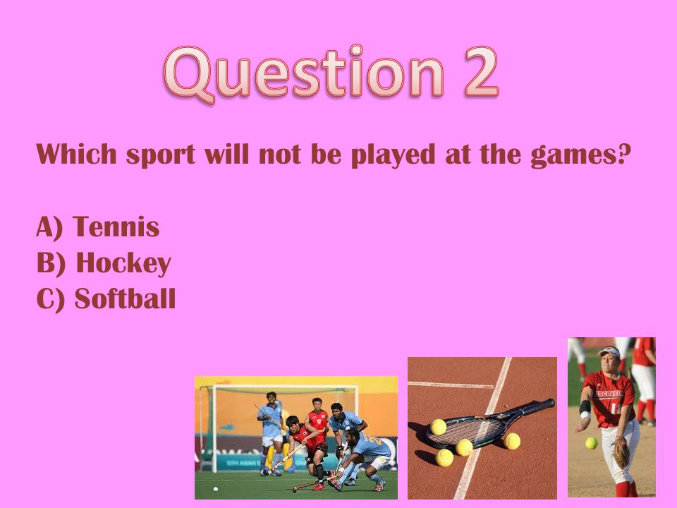 Which sport will kick off the games? A)Women's Rugby B)Women's Football C) Women's Volleyball