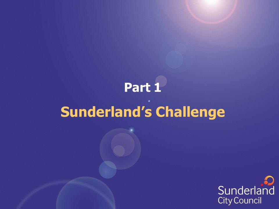 Part 1 Sunderland's Challenge