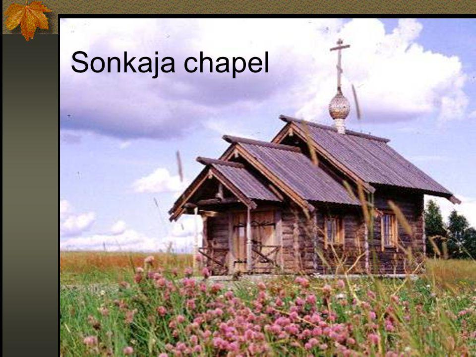 Sonkaja chapel
