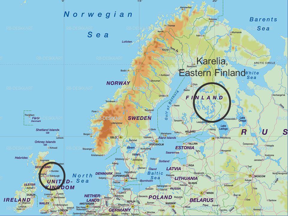 Karelia, Eastern Finland