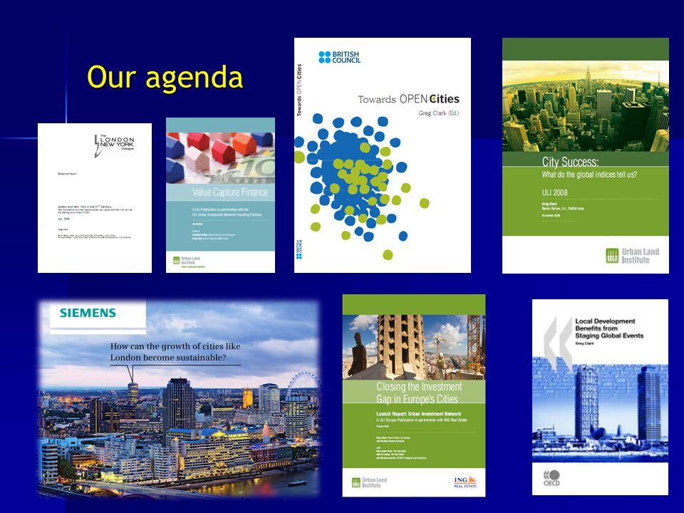 Our agenda 2