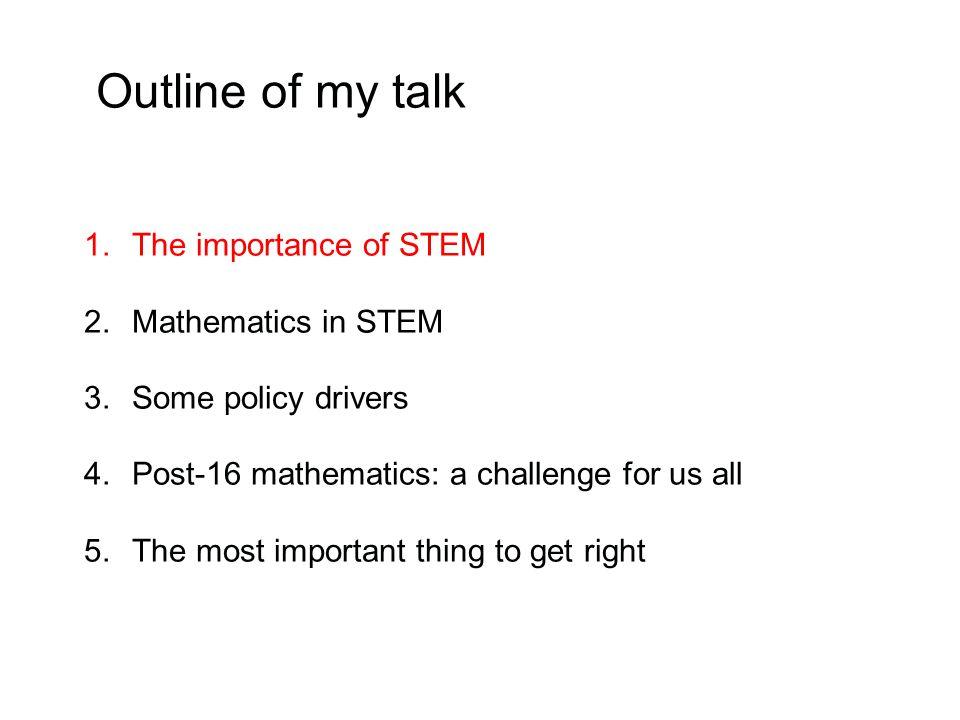 STEM A levels: 2008-2010