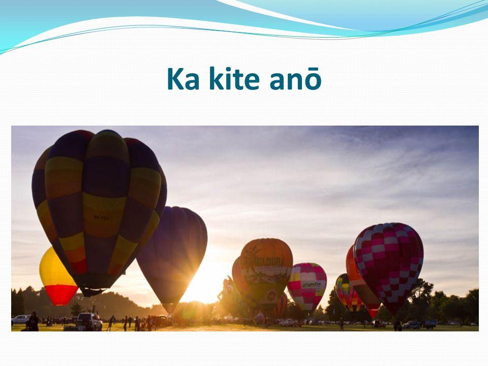 Ka kite anō