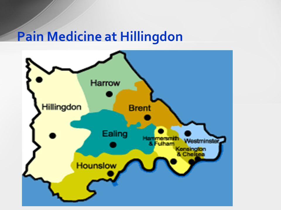 Pain Medicine at Hillingdon