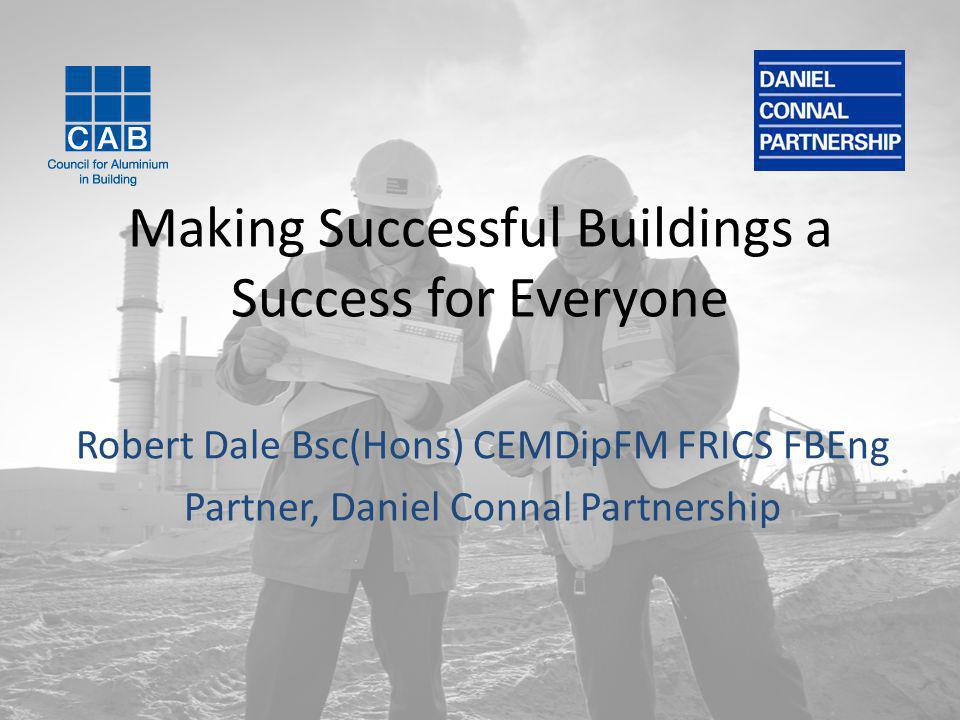 What makes a successful building?