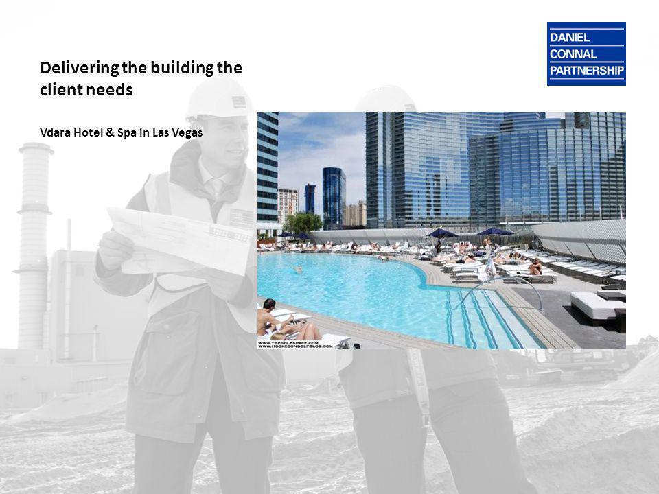 Delivering the building safely Safety considered in design Planning and implementation