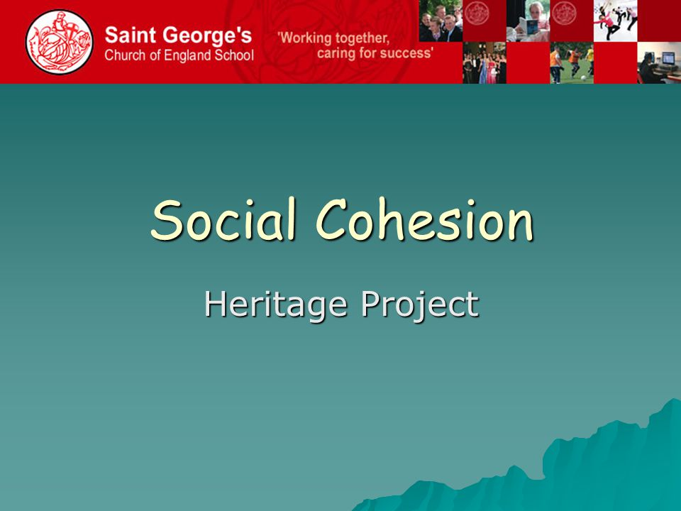 Social Cohesion Heritage Project