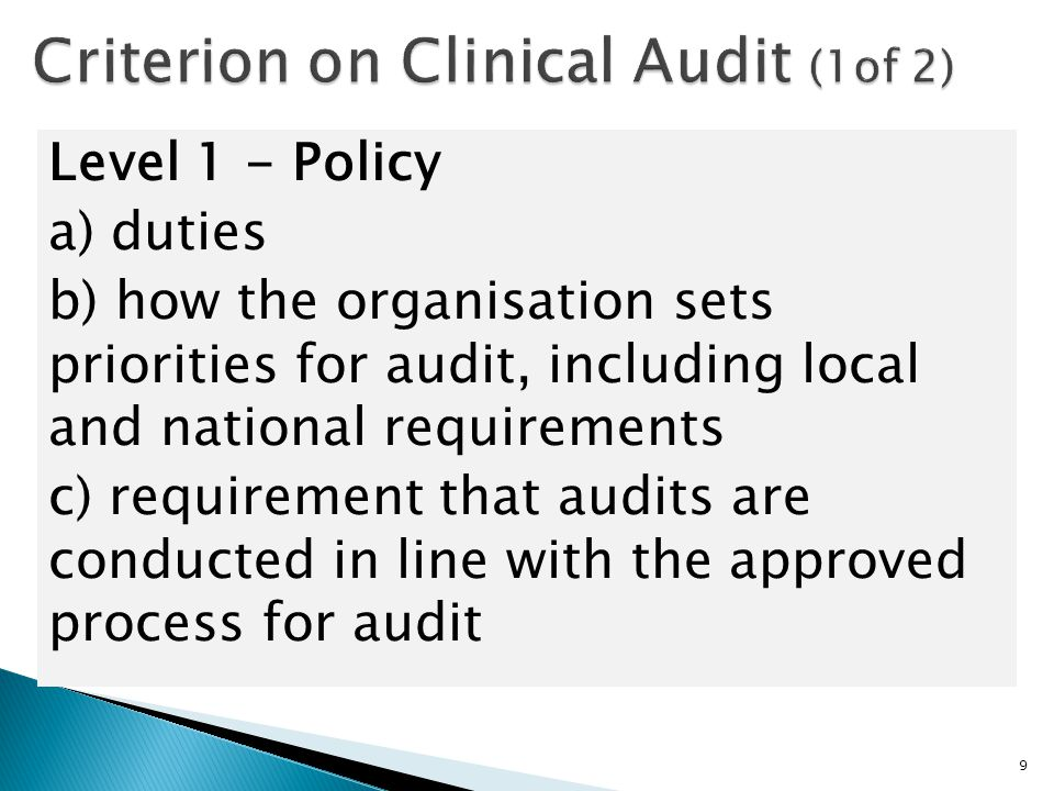 d) how audit reports are shared e) report format including methodology, conclusions, action plans etc.