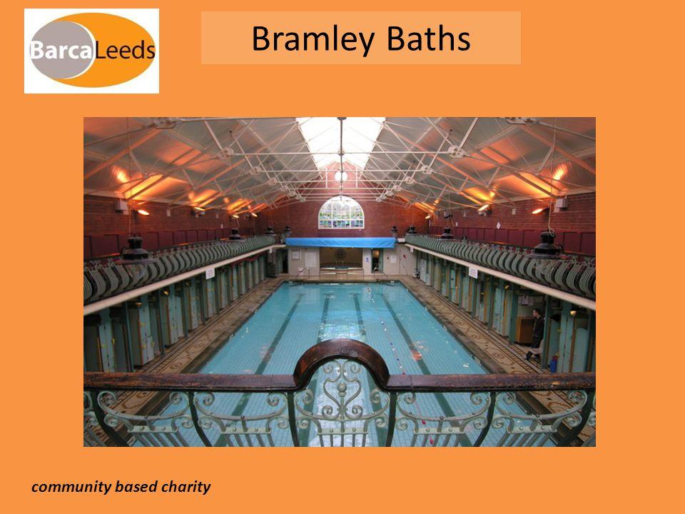 Bramley Baths community based charity