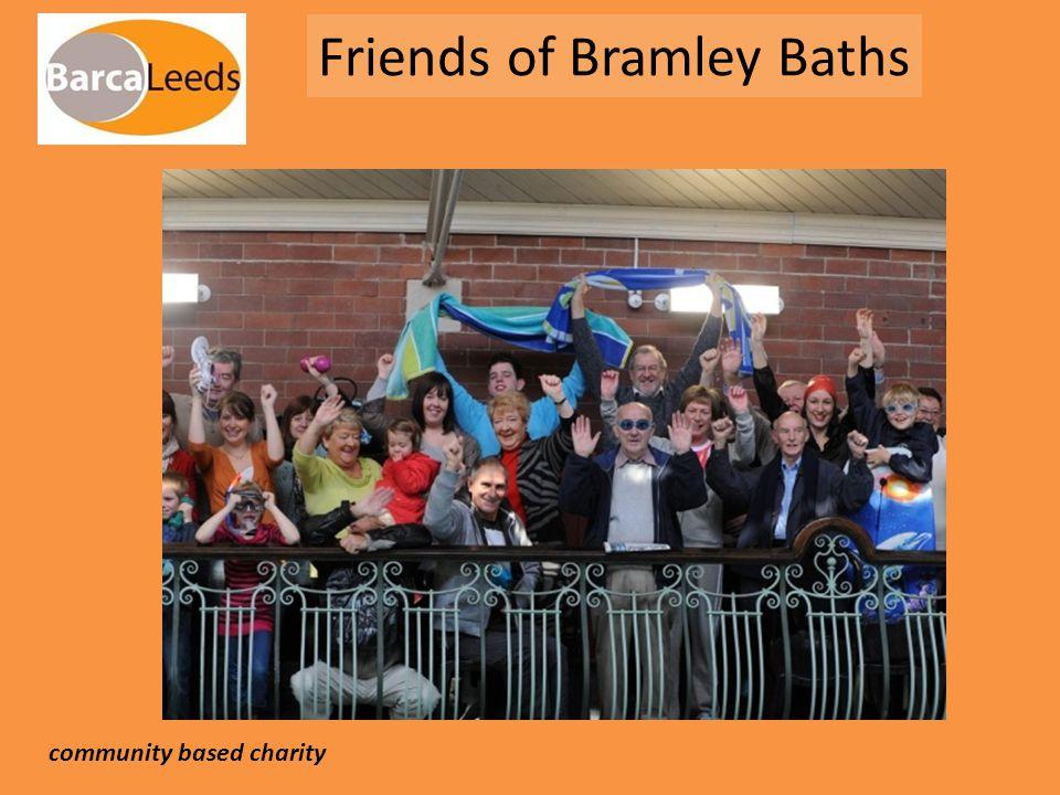 Friends of Bramley Baths community based charity