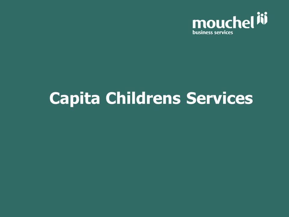 Capita Childrens Services