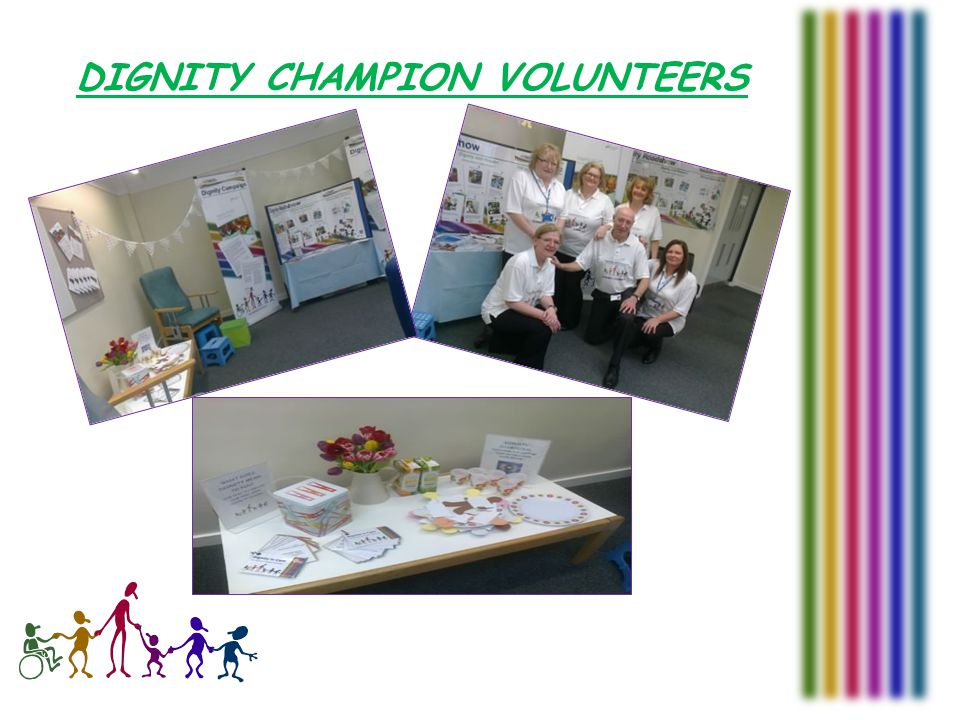 DIGNITY CHAMPION VOLUNTEERS