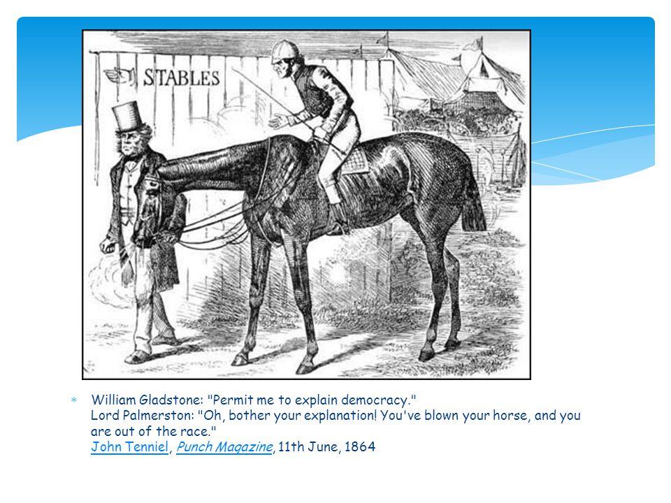  William Gladstone: