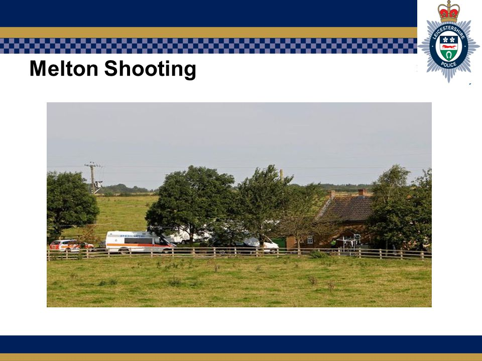 Melton Shooting