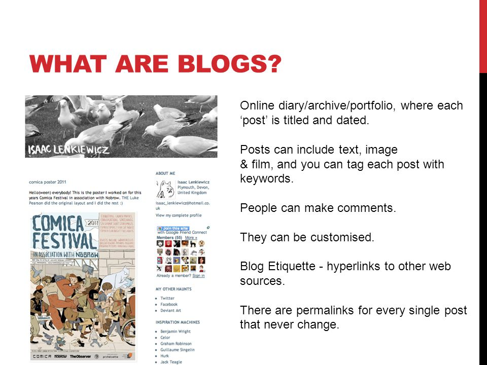 REFERENCES Downes, S (2004) Educational Blogging.EDUCAUSE, 2004 (Sept/Oct).