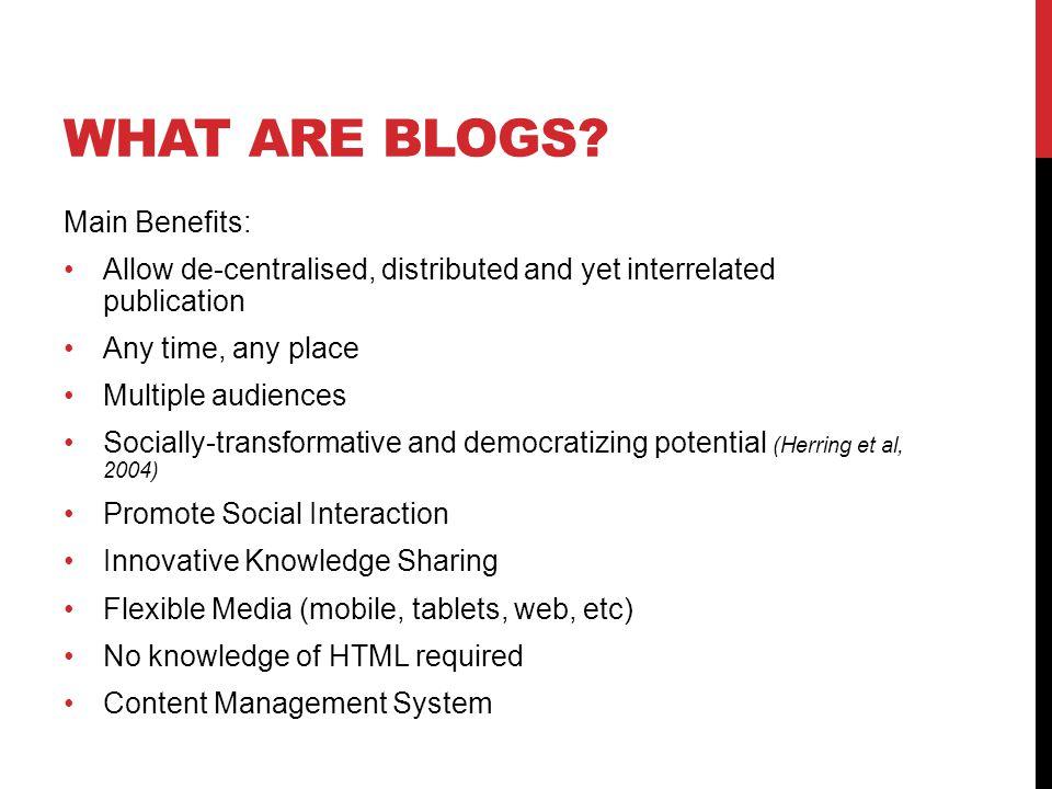 We ask them to name their blog: 'pdp-firstnamelastname' (eg.