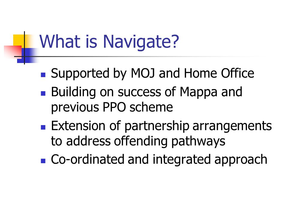 What is Navigate.