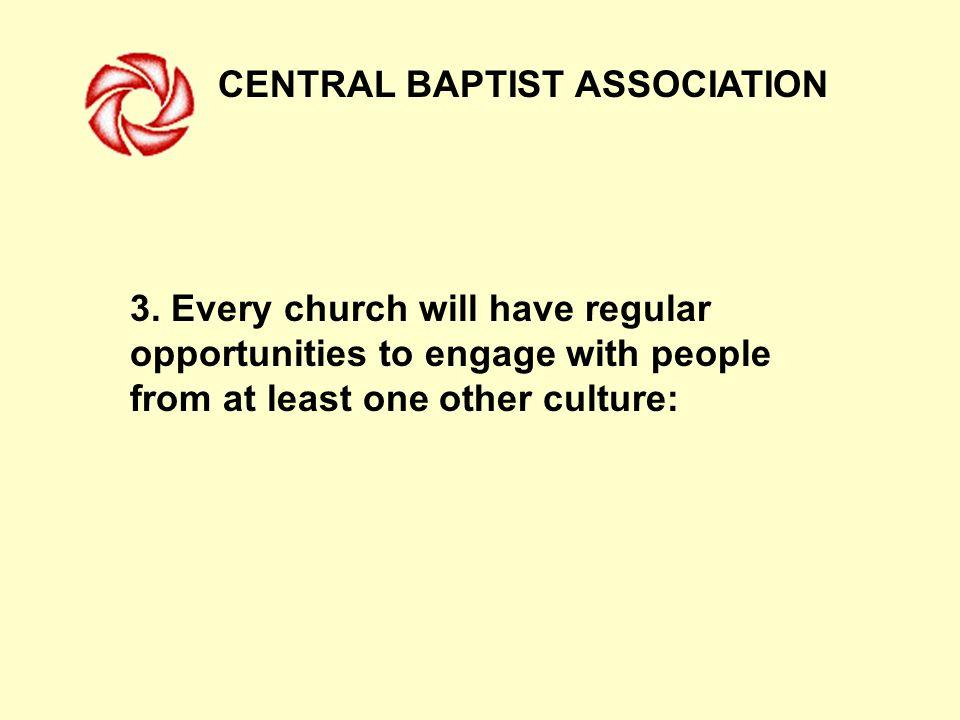 CENTRAL BAPTIST ASSOCIATION 3.