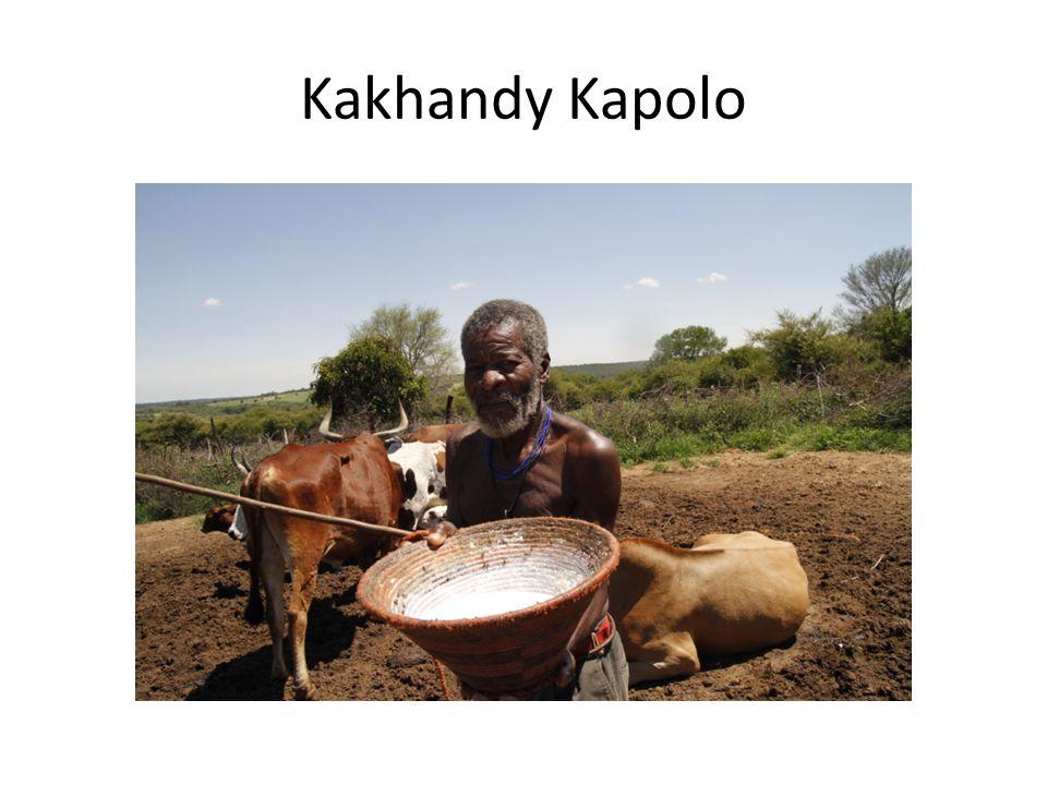 Kakhandy Kapolo